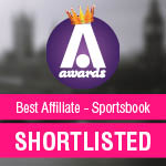 Shortlisted best affiliate website